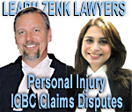 Gordon Zenk, LLB and Shelina Shariff, BSc. J.D. multi linkgual  vancouver personal injury lawyers