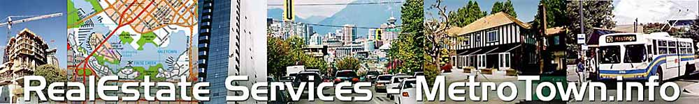Photos of buildings-condos under construction, maps of downtown Vancouver, luxury estates for sale and bus transportation at UBC - CLICK TO CITY OF VANCOUVER SERVICES DIRECTORY