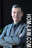 James Hutchison, experienced real estate law services in Victoria, offices in downtown, near the foot of Fisgard St.
